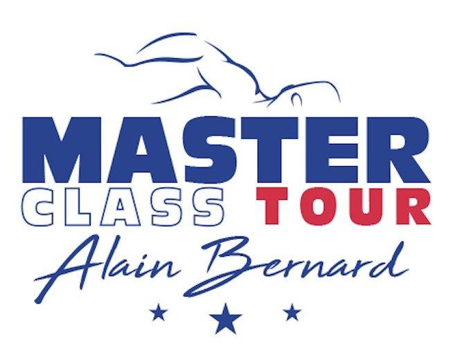 LOGO Master Class Tour Alain Bernard