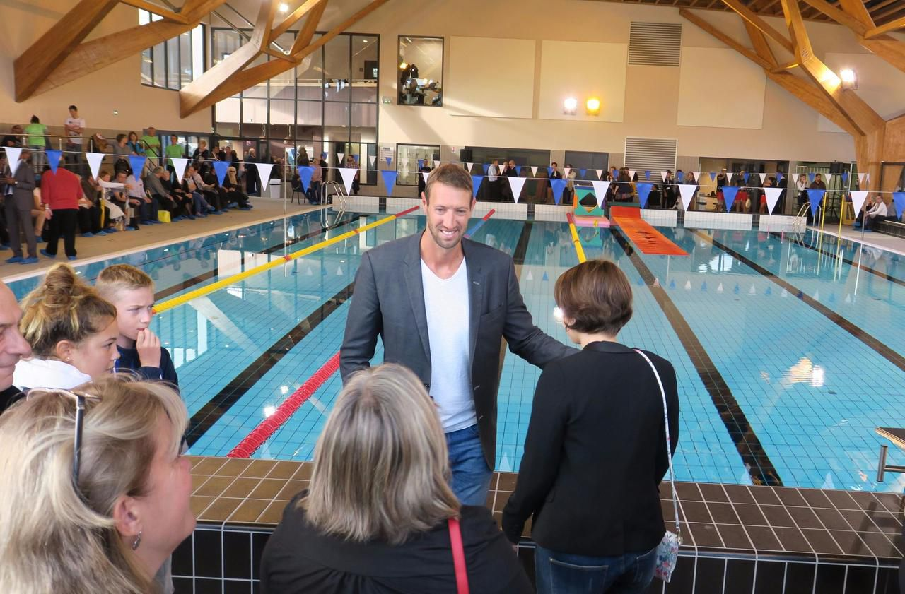 alain_bernard-inauguration piscine